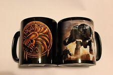 Warhammer 40k Space Marine Forge World Horus Heresy Space Wolves Mug New Ltd V2