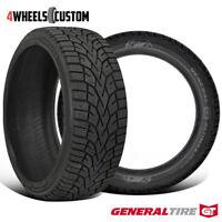 2 X New General Altimax Arctic 12 205/55R16XL 94T Tires