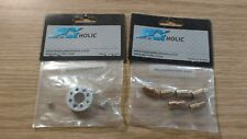 SKYHOLIC Brushless Motor Adaptor & 6.0 Gold Pin Set