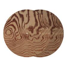 Glowtronics - Wood Grain Non Glow Slipmat Brown