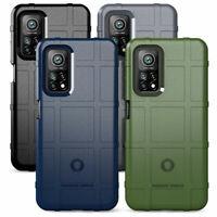 For Xiaomi Mi 10T Pro Mi 10T Lite 5G Armor Shockproof Case Rugged Soft TPU Cover