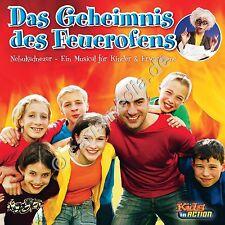 CD: DAS GEHEIMNIS DES FEUEROFENS - Nebukadnezar - Ein Musical für Kinder °CM°
