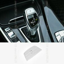 For BMW 2 3 4 5 6 Series X3 X4 X5 X6 Silvery 1* Gear Shift P Shift Button Cover