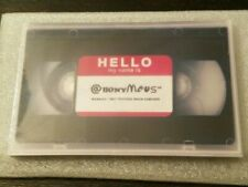 """Invader & Zevs - """"@nonymous99"""" - DVD - Rare Space Invader Tape"""