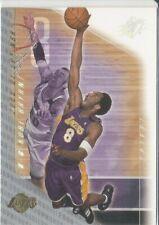 2000-01 SPx Kobe Bryant