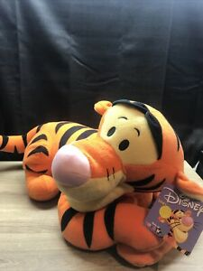 "NWT Disney 24"" Lounging Tigger Plush Stuffed Animal Fisher-Price, Toys R Us"