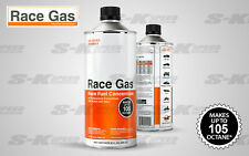 Race Gas 100032 Fuel Additive Turn Pump Gas into Race Gas! Up to 107 Octane 32oz