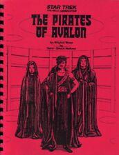 "Star Trek TNG Fanzine ""The Pirates of Avalon"" GEN Novel"