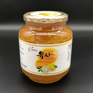 Premium Honey Citron Tea (1kg) Korean Citron Tea Cordial Quality Guaranteed