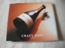 MJ COLE - CRAZY LOVE - UK GARAGE CD SINGLE