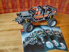 LEGO Technic Großer Geländewagen (8297) Offroader Jeep + Bauanleitungen