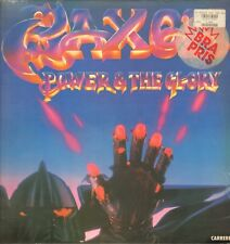 Saxon – Power & The Glory - Carrere – 67.968 - France 1983