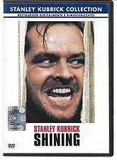 Shining Stanley Kubrick Dvd