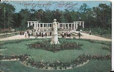 berlin rosengarten postcard 1914