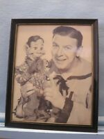The Howdy Doody Show & Framed Picture of Howdy Doody & Buffalo Bob