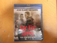 BRAND NEW We Die Young (Blu Ray)