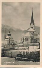 Nr.11882 Foto PK St. Michael im Lungau im Winter 1943 Salzburg  Verlag K- Kühne
