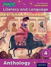 Brand New Read Write Inc.: Literacy & Language: Year 4 Anthology