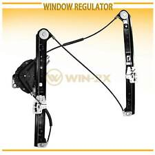 Front Driver Side Power Window Regulator w/ Motor Fit 99-05 BMW E46 Sedan/Wagon