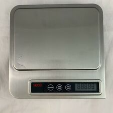 Seca 856 Electronic Organ, Swab and Nappy Scales Medical Use Stainless Steel