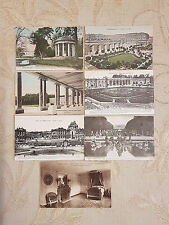 Lot Of 7 Antique Original Postcards - Palace Of Versailles, France