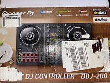 Pioneer DDJ-200 DDJ200 DJ Controller for Smartphones and Streaming Services