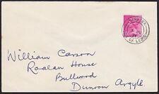 GB SCOTLAND 1971 cover BERNERA / ISLE OF LEWIS cds..........................7421