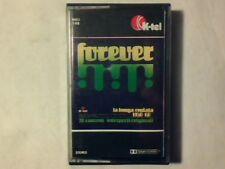 MC Forever cassette k7 PAUL ANKA PLATTERS PAT BOONE TURTLES COME NUOVA LIKE NEW!