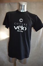 TEE SHIRT CULTURE VELO NEUF TAILLE M CAMISA/CAMICIA TOP BIKE/CYCLISME