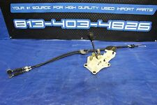 2006 06 ACURA RSX BASE OEM FACTORY 6 SPEED SHIFTER BOX & CABLES K20A3 DC5 #4275