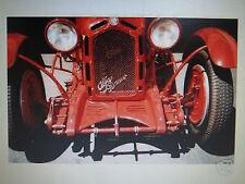 Pocher 1/8 Alfa Romeo 8C 2300 Monza + Muletto metal Grille w/ Emblem Upgrade
