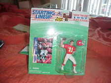Starting Lineup*1997 *Elvis Grbac*Chiefs Red Jersey