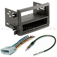 Ford Transit Connect Van Radio Mount Car Stereo Dash Install Kit+Harness+Adapter