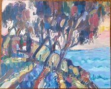 James Hartman, California Artist, Coastal Scene