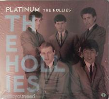 The Hollies - Platinum [Digipak] (CD, 2007, EMI Records) BRAND NEW - UPC marked