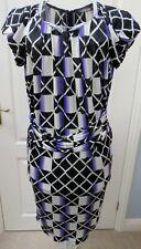 MW007133 DESIGNER MULTICOLOUR JERSEY SILK DRESS #508