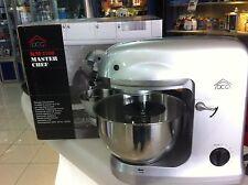 DCG Impastatrice Planetaria Impastatore professionale Silver Grigio 1000 watt
