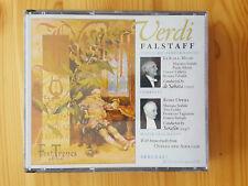Verdi: Falstaff 1952 & 1941. Stabile, Gobbi, Silveri, Elmo, de Sabata,Serafin. 4