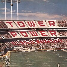 TOWER OF POWER - WE CAME TO PLAY!  CD NEU