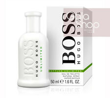 HUGO BOSS BOSS BOTTLED UNLIMITED 50ML EAU DE TOILETTE EDT PROFUMO UOMO SPRAY