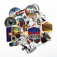 29Pcs Game PUBG Stickers Pack Vinyl Battlegrounds Sticker PlayerUnknown's Decals