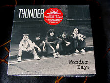 Slip Double: Thunder : Wonder Days Deluxe Limited Edition 2CDs Sealed