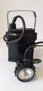 Vintage miner's Mining battery Lantern Soviet Union Russian USSR