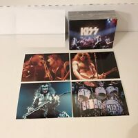 KISS Alive - Complete 72 Trading Card Set - NECA 2001 - NM