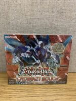 🔥Brand New YUGIOH CROSSED SOULS Factory Sealed BOOSTER BOX 1st EDITION 24 packs