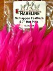 """SCHLAPPEN - YOU PICK THE COLOR - 5-7"""" HARELINE DUBBIN. FLY TYING / CRAFTS HACKLE"""