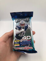 2020 Panini Playoff Football NFL Cello Fat Pack 40 Cards Sealed NEW Herbert/Tua?
