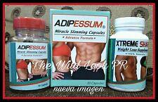 Adipessum 500mg & Xtreme Shape