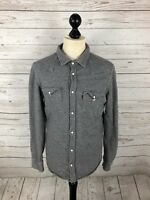 LEVI'S Shirt - Size Small - Grey - Great Condition - Men's