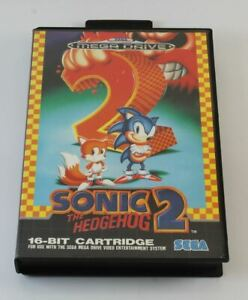 Sonic the Hedgehog 2 (Megadrive)